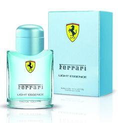 Essence of Man Cologne | Ferrari Light Essence by Ferrari is a woody aromatic perfume for men ...