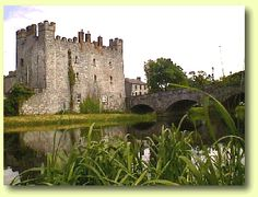 Whites Castle was built in 1417