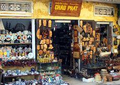 Curiosity Shop in Hoi An, Vietnam