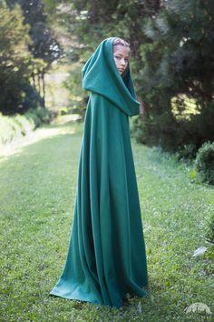 15% DISCOUNT Medieval Wool Cloak Fairy Tale от armstreet на Etsy