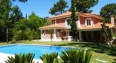 Villa Abigael - Villa met privezwembad op Aroeira golf