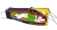 Upgrade Your Camping Experience with Polarmond Sub-Zero Sleeping-Bag/Tent Hybrid | Homestead Guru
