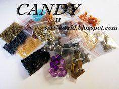 Mój własny kreatywny świat: Przydasiowe Candy