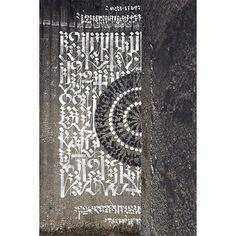 Concrete J... #soemone #calligraphy #calligraphie #calligraffiti #urbantype #urbandecay #urbanexploration #concrete #blackandwhite Calligraphy Artist, Calligraphy