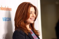 Alyson Hannigan | 17 Stars Who Can Thank Their Hair For Jump-Starting Their Careers | Bustle