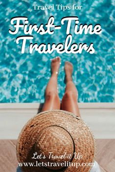 We were first-time travelers once and we remember how stressful it can be. So we put together these tips to help all travelers. Wanderlust Travel, Asia Travel, Time Travel, Travel Advise, Travel Tips, Travel With Kids, Family Travel, Online Checks, Travel Guides