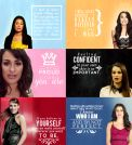 My amazing inspiration, Lea Michele, and her quotes about believing in yourself #quotes #believe #projectinspired #selfesteem