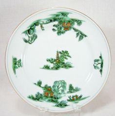 Narumi Manchu Fine China Plate 6 5/8 by RichardsRarityRealm, $10.00