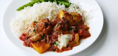 Sainsbury's brings you dinner plans full of quick recipes with something for everyone. Try our herby tomato and mozzarella chicken recipe. Mozzarella Chicken, Tomato Mozzarella, Quick Recipes, New Recipes, Family Recipes, Tasty, Yummy Food, Evening Meals, Grubs