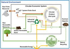 Economic Systems, Circular Economy, Life Cycles, Renewable Energy, Environment, Fit, Google, Image, Shape