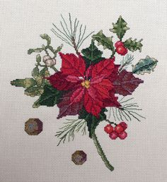 Designed by Cindy Rice                              Cross stitched by Teresa