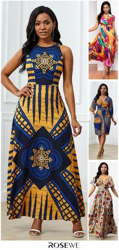 African Maxi Dresses, Ankara Dress Styles, African Inspired Fashion, Latest African Fashion Dresses, Women's Fashion Dresses, Beautiful Maxi Dresses, Stylish Dresses, African Print Dress Designs, Chic Fashionista