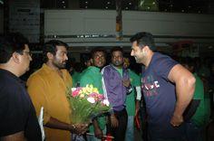 11th CIFF – JEYAM RAVI & VIJAY SETHUPATHI @ FLASH MOB EVENT – PHOTO GALLERY | G Tamil Cinema http://www.gtamilcinema.com/2013/12/12/ciff-flash-mob-event/