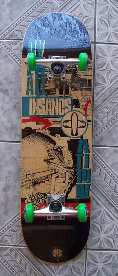 Insanos skateboards