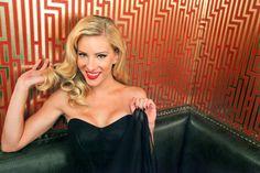 Glee's Heather Morris is pregnant! #glee #tv #gleek