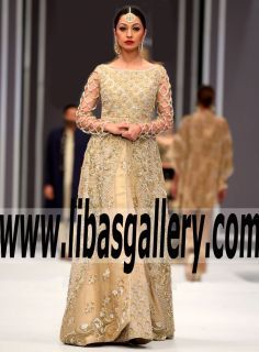 Stunning Embellished Anarkali Suit for Wedding Guest and Special Occasion - Women don't need a lot of choices,they need the right choice Mona Imran.Drop in to see our new collection. www.libasgallery.com #UK #USA #Canada #Australia #France #Germany #SaudiArabia #Bahrain #Kuwait #Norway #Sweden #NewZealand #Austria #Switzerland #Denmark #Ireland #Mauritius #Netherland #Partywear #SpecialOccasionDresses #SpecialOccasionDress #style #latest 💕 #new