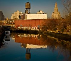 The Gowanus Canal, also known as the Gowanus Creek Canal, empties into New York Harbor, and is bounded by several communities including Park Slope, Cobble Hill, Carroll Gardens and Red Hook, Brooklyn.