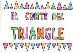 cosetes d'infantil: conte del triangle