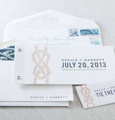 knot-ical inspired | dauphine press