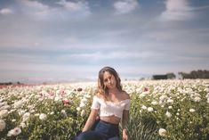 Carlsbad Flower Fields, Off Shoulder Blouse, Flowers, Tops, Women, Fashion, Moda, Women's, La Mode