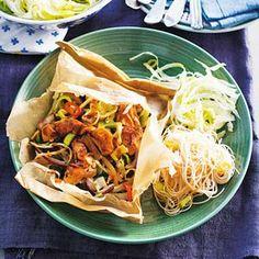 Recept - Chinese kip en papillotte met mihoen - Allerhande