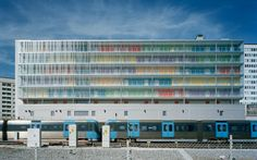 Youth Housing in Stockholm - Scheiwiller Svensson Arkitektkontor. www.ssark.se