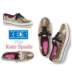 Sale--Kate Spade/Ked Fashion Sneakers