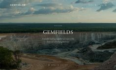 Gemfields website