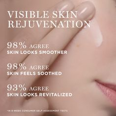 An anti-aging face cream that provides skin rejuvenation and all-day hydration. With SPF 15 sunscreen protection, skin is more resilient to visible signs of aging caused by sun damage. Velvet Cream, Anti Aging Facial, Radiant Skin, Skin So Soft, Skin Care Regimen, Sunscreen, Beauty Skin, Routine, Survival