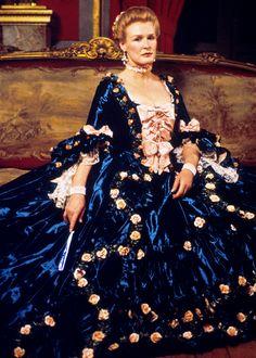 Marquise de Merteuil Blue Dress.