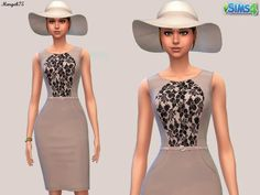 Margeh-75's Business as Usual Dress