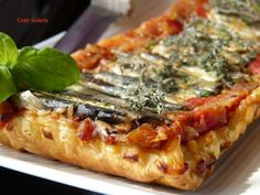 Vegetable Pizza, Coco, Food And Drink, Pasta, Vegetables, Cooking, Desserts, Quiches, Ravioli