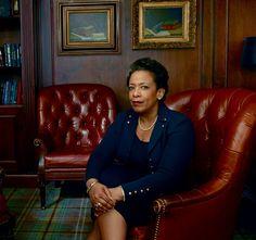 Attorney General Loretta Lynch (Annie Leibovitz)
