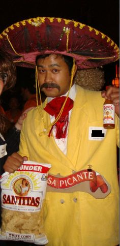 Tapatio Costume For Sale