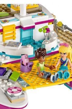 Lego Friends, Catamaran