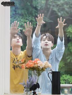 Morning Rain, Joshua Hong, Seventeen