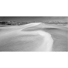 Trademark Fine Art Desert 3 of 3 inch Canvas Art by Pierre Leclerc, Size: 12 x 24, Multicolor