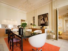 Paris Arrondissement 9 Vacation Rental - VRBO 386254 - 2 BR Paris Apartment in France, Magnificent and Luxurious Two Bedroom Apartment in Opera