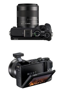 Canon is finally bringing its EOS M3, the third-generation mirrorless #camera in the EOS M series #Electronicgadgets.