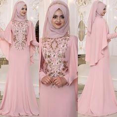 Niqab Fashion, Modest Fashion Hijab, Muslim Fashion, Fashion Dresses, Hijab Dress Party, Pakistani Formal Dresses, Stylish Girl Images, Bridal Outfits, Modest Dresses