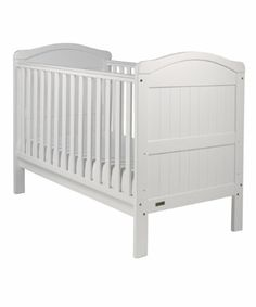East Coast Nursery Country Cot Bed - Pure White