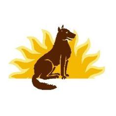 Sun Dog Training Facility, Inc. Romeo Michigan, Sun Dogs, Superhero Logos, Dog Training, Your Dog, Solar, Snoopy, Puppies, Art