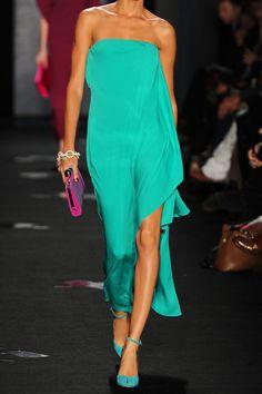 Diane von Furstenberg   Madon stretch-silk gown   NET-A-PORTER.COM