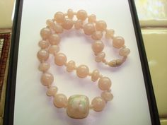 Vintage Avon Touch of Spring Necklace