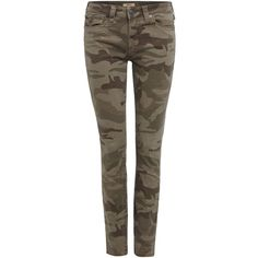True Religion Halle skinny camo floral jeans (645 RON) ❤ liked on Polyvore featuring jeans, pants, camo, clearance, floral print skinny jeans, camo skinny jeans, true religion jeans, super skinny jeans and camouflage skinny jeans