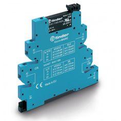 Интерфейсный модуль, твердотельное реле, серия MasterBASIC; выход 2A (24В DC); питание 12В DC; 391070129024 Electrical Equipment, Nerf