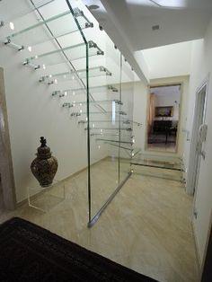 Decoración y Afinidades: Escaleras Modernas