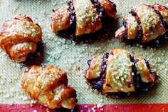 How to Make Rugelach  Recipes and tips for making these traditional Jewish crescent cookies  by Lauren Salkeld    Read More http://www.epicurious.com/articlesguides/holidays/hanukkah/rugelach-recipes#ixzz2ExdG5NK4