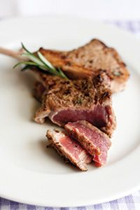 Style Recipe - Lavender & Rosemary Lamb Lollipops