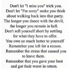 Moving On Quotes : Truth
